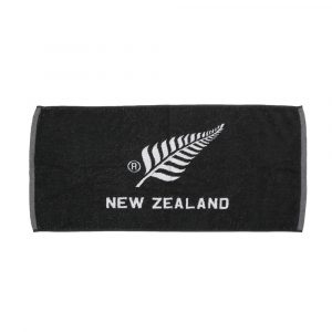 Sport Towel Loose with New Zealand silver fern logo